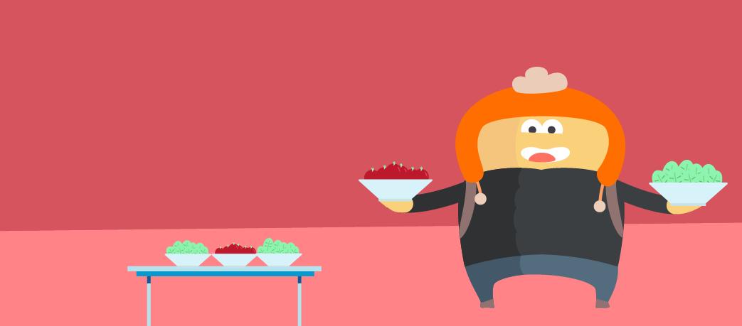 Manger équilibré