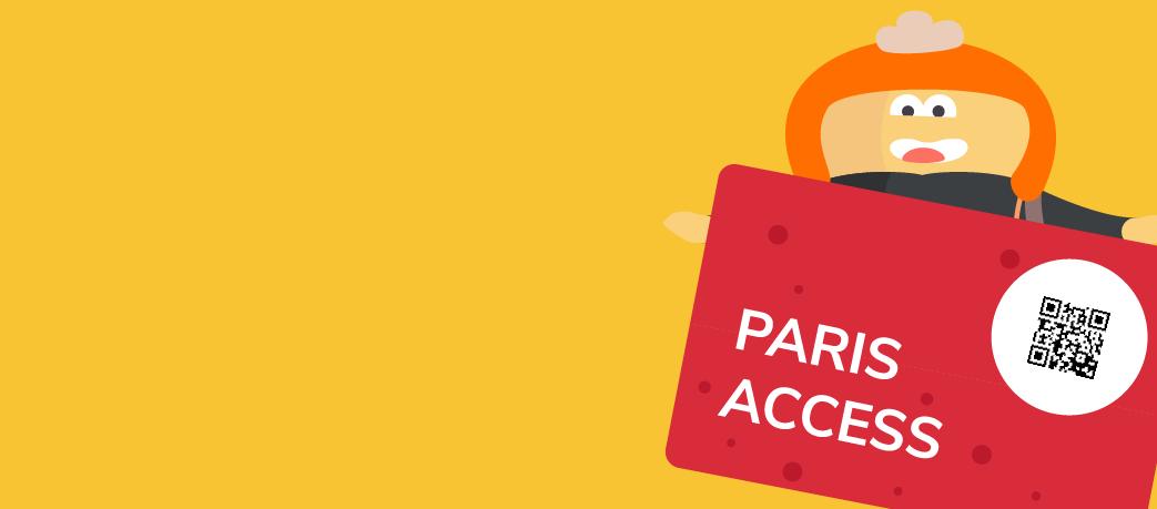 Les Aides au transport : Paris Pass Access'