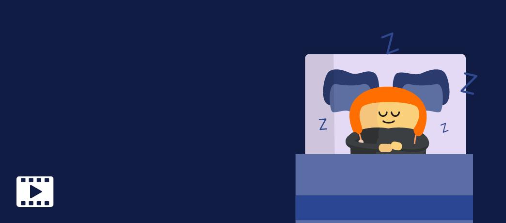 3 conseils pour bien dormir la nuit